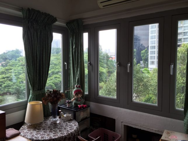 Windows Sound proofing for a condominium – with pictures!